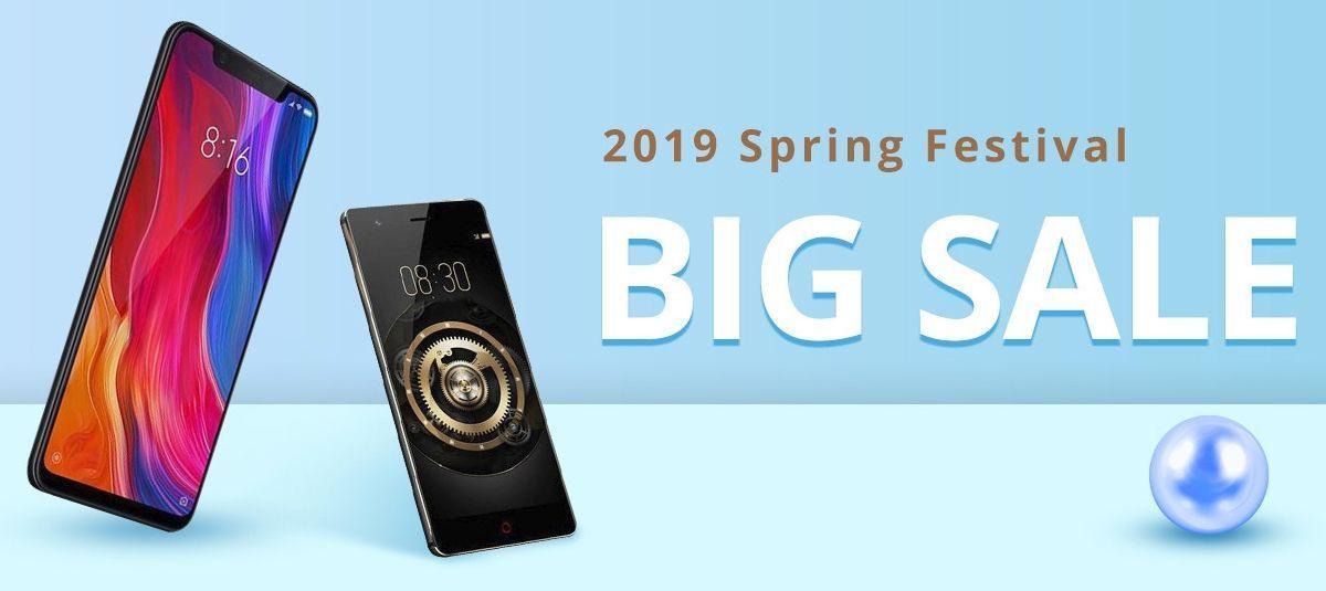 geekbuying 2019 spring festival big sale
