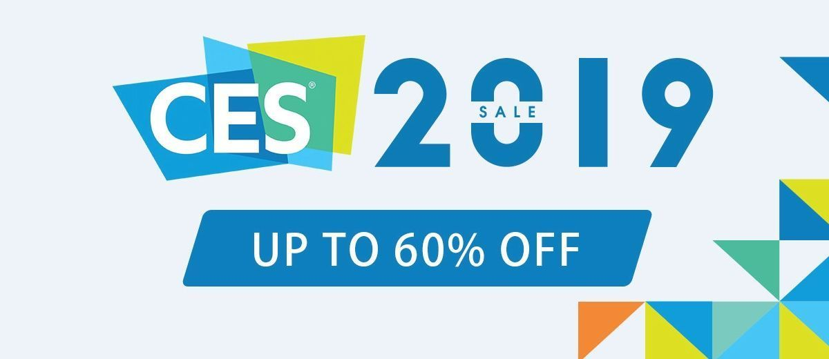 geekbuying ces2019 sale