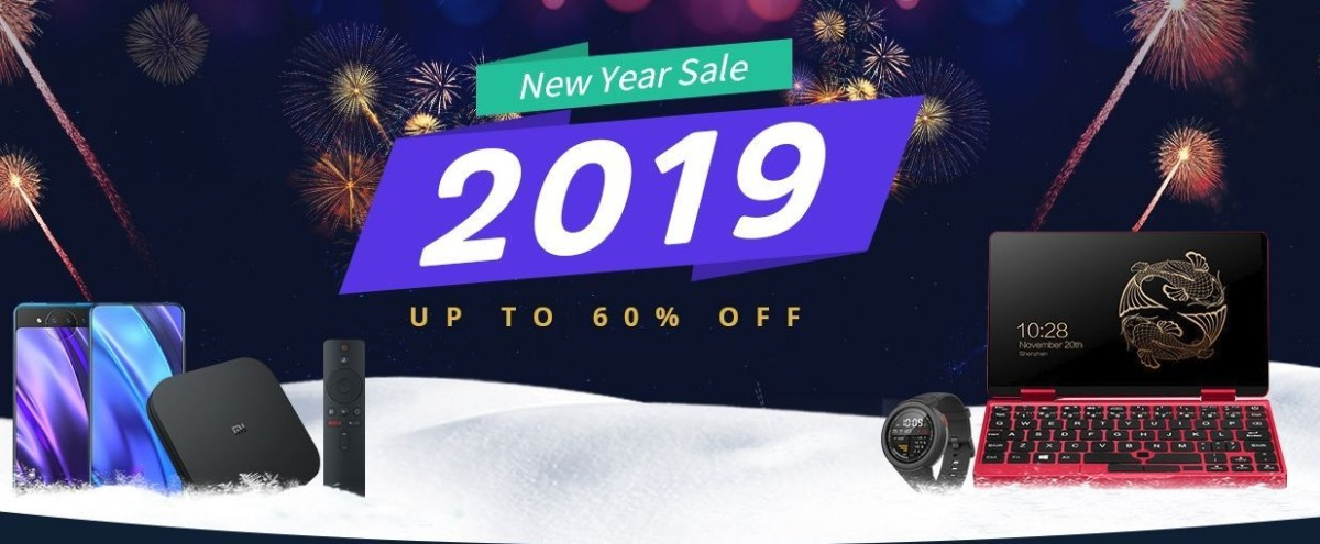 geekbuying ney year sale 2019 image