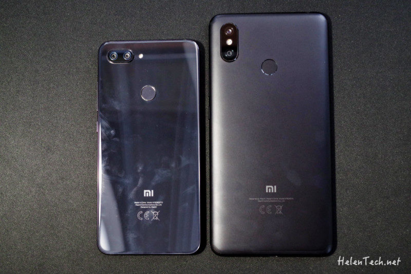 review Xiaomi Mi 8 Lite 12