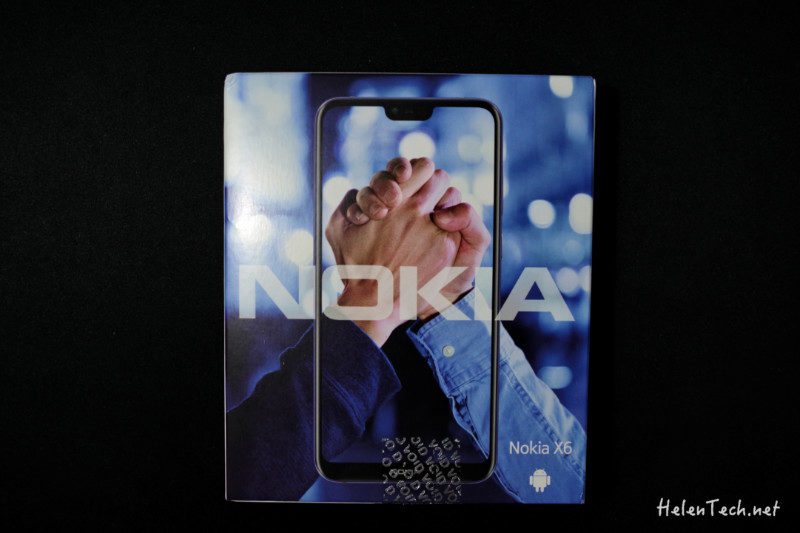 review nokia x6 01