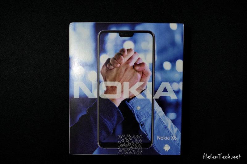 review nokia x6 01 800x533-「Nokia X6(6.1 Plus)」を購入したのでレビュー!ついに初期設定から日本語表記に対応しました。