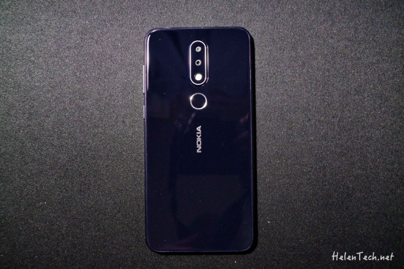 review nokia x6 06