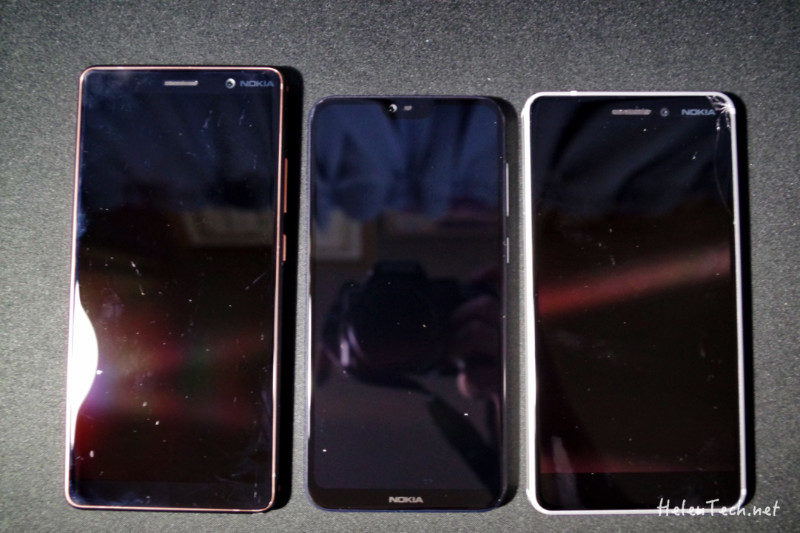 review nokia x6 11 800x533-「Nokia X6(6.1 Plus)」を購入したのでレビュー!ついに初期設定から日本語表記に対応しました。