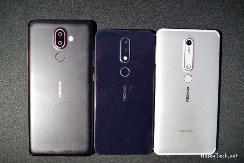 review nokia x6 12 800x533-「Nokia X6(6.1 Plus)」を購入したのでレビュー!ついに初期設定から日本語表記に対応しました。