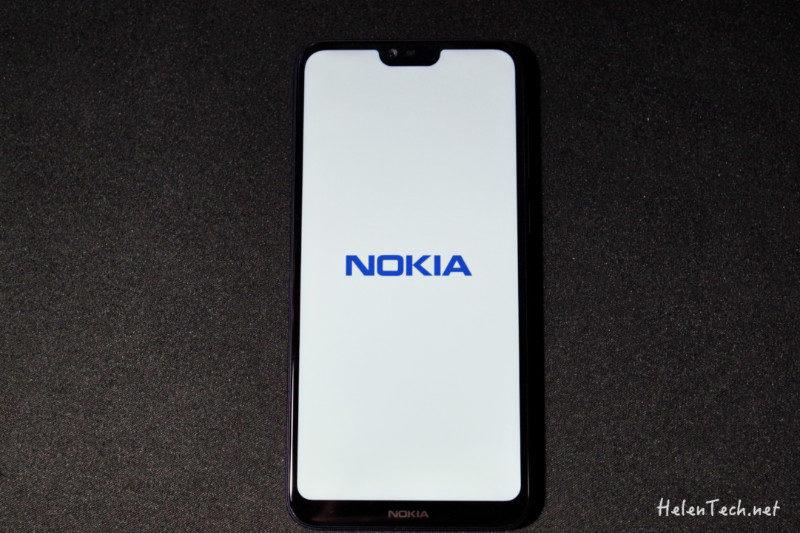 review nokia x6 14 800x533-「Nokia X6(6.1 Plus)」を購入したのでレビュー!ついに初期設定から日本語表記に対応しました。