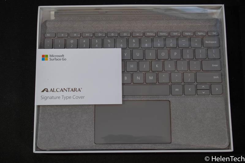review Surface Go 02-マイクロソフトの「Surface Go」の8GBRAMモデルを購入したので遅まきながらレビューする!