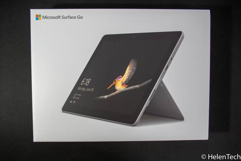 review Surface Go 03-マイクロソフトの「Surface Go」の8GBRAMモデルを購入したので遅まきながらレビューする!
