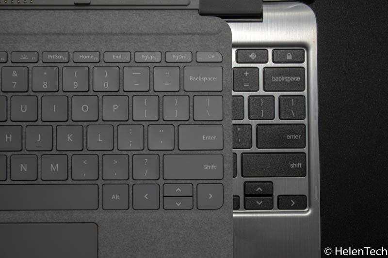 review Surface Go 26-マイクロソフトの「Surface Go」の8GBRAMモデルを購入したので遅まきながらレビューする!
