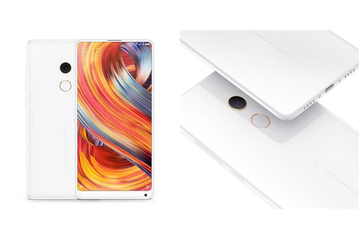 xiaomi mi mix 2 se white-Geekbuyingで高コスパスマホ「Xiaomi Mi Mix 2 SE」などがクーポンセール![PR]
