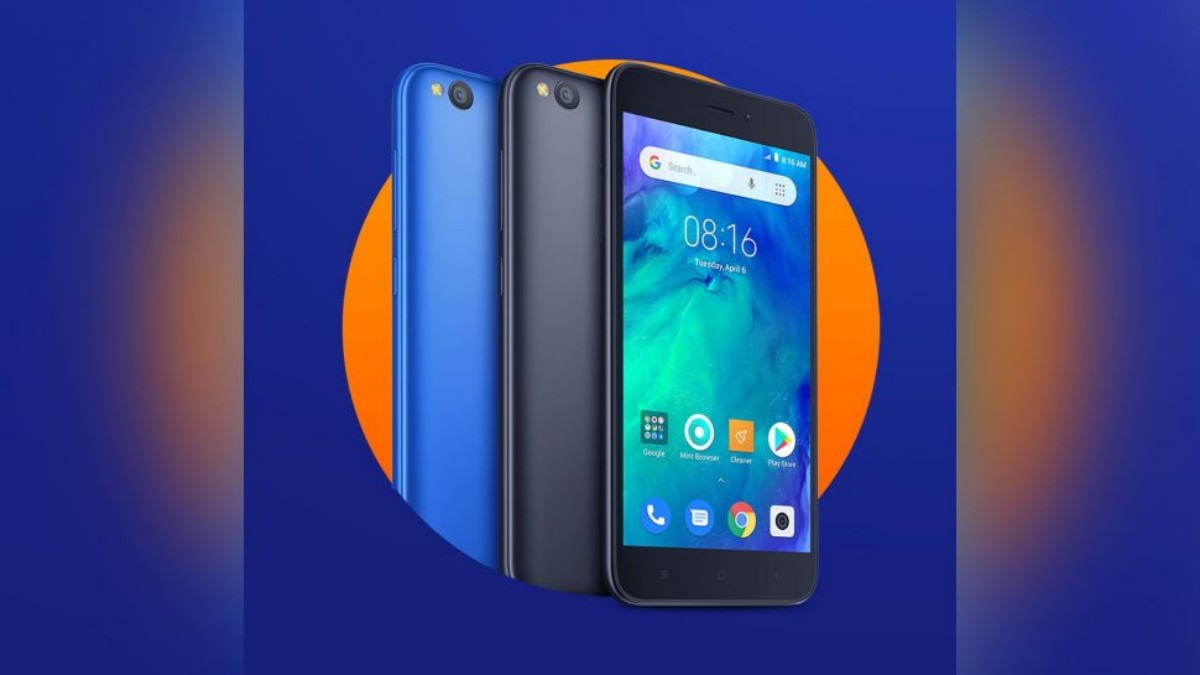 xiaomi redmi go edition-Xiaomiが「Redmi Go with Android Go Edition」を正式発表