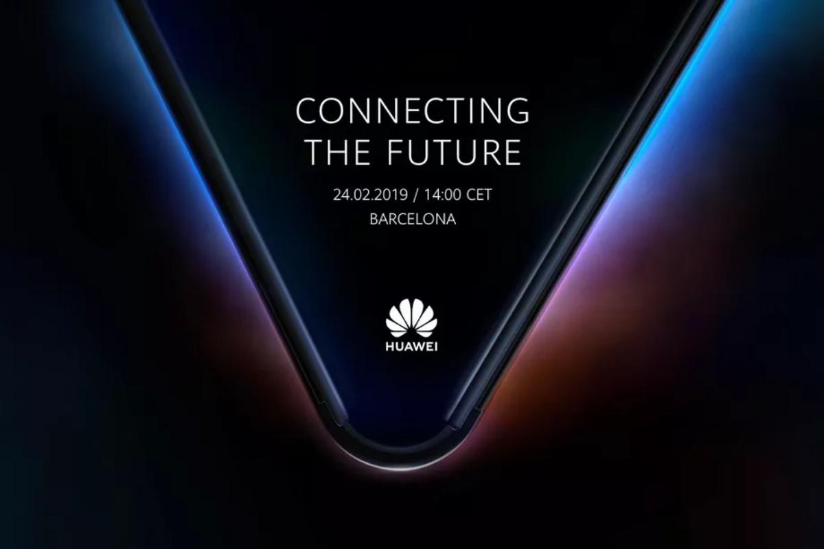 Huawei foldable phone rumor