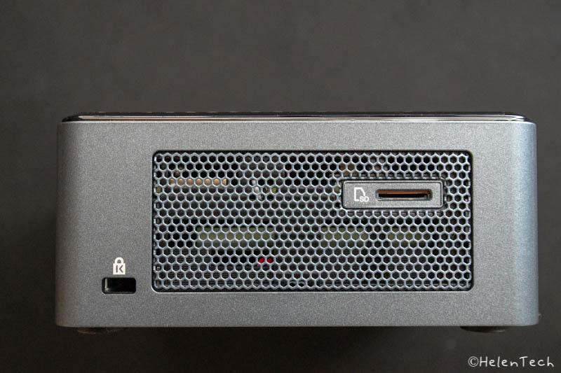 IntelNUC 6-小型ベアボーンPC「Intel NUC8i7BEH」を購入したのでレビュー!小さくて高性能、快適すぎる。