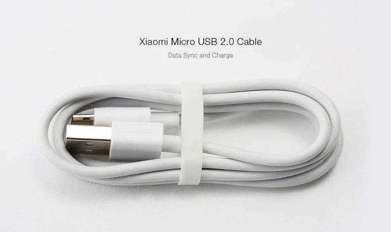 Xiaomi microUSB Cable