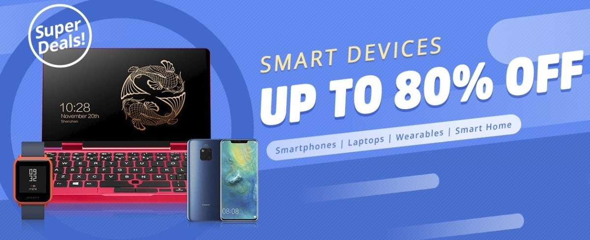 geekbuying smartdevice sale 2019