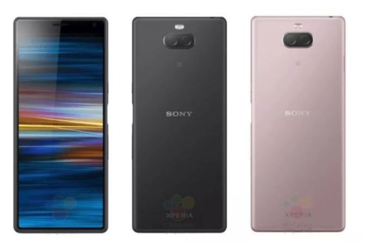 sony xperia xa3 image 0-MWC2019で登場見込みの「Sony Xperia XA3」のプレス用画像がリークされたようです。