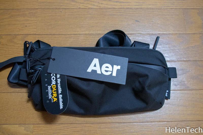 190331 aer day sling 2 001 800x533-Aerのボディバッグ「AER Day Sling 2」をレビュー!小さいクセにいろいろ入って便利です。