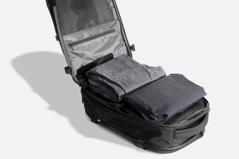 aer travel pack 2 image 02-「Aer Travel Pack 2」を購入したのでレビューする!1〜3泊にぴったりのミニマルなトラベルバックパック