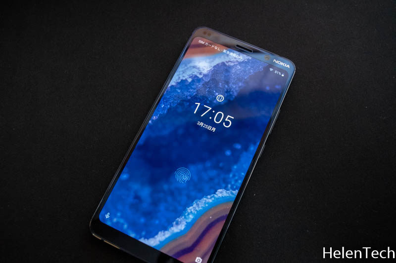 review Nokia9 020 800x533-5眼レンズ搭載スマホ「Nokia 9 Pure View」を購入したのでレビュー!