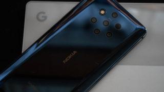review Nokia9 image 320x180-ノキアの5G対応フラッグシップスマートフォンと5Gに対応しながら価格を抑えた2つ目のスマホのウワサ