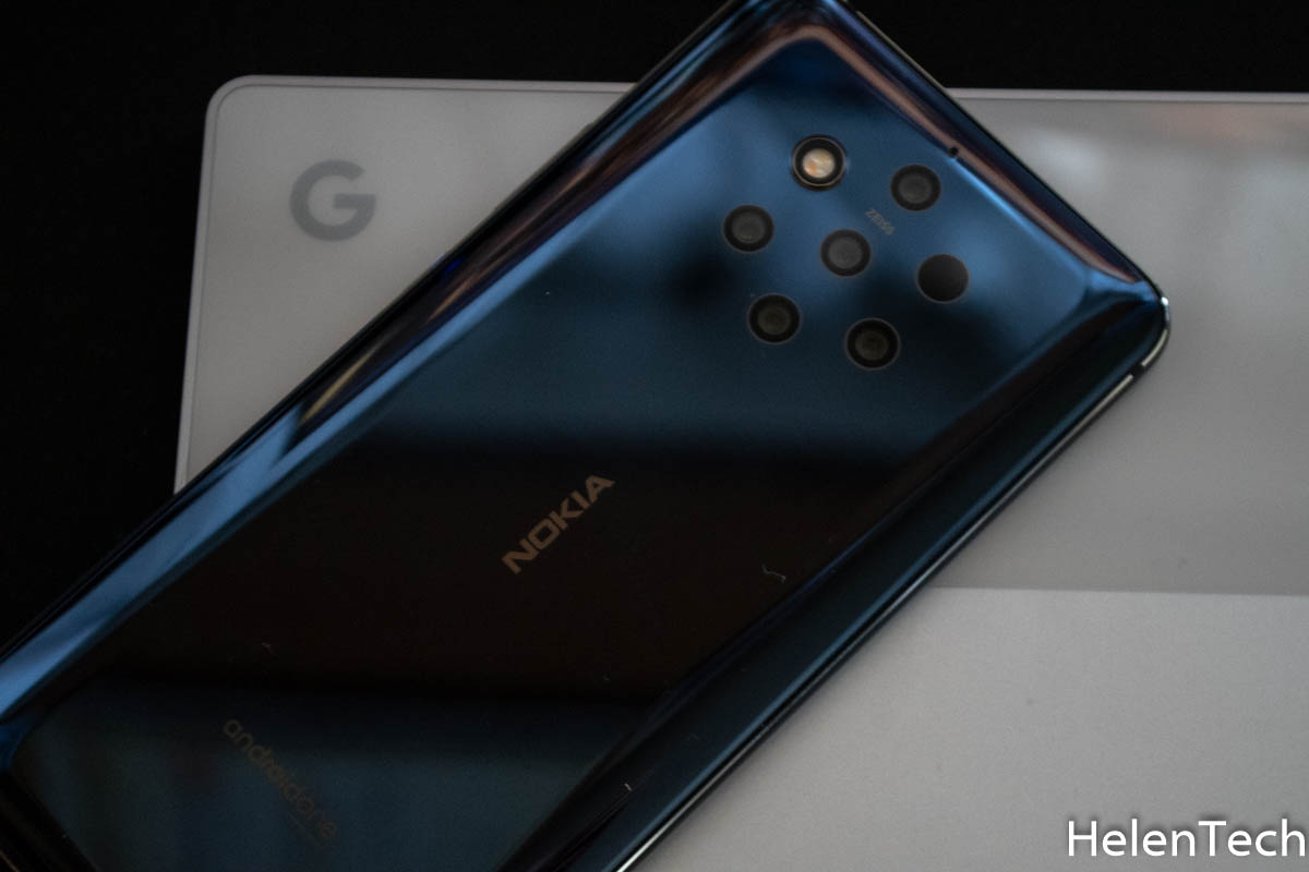 review Nokia9 image-5眼レンズ搭載スマホ「Nokia 9 Pure View」を購入したのでレビュー!