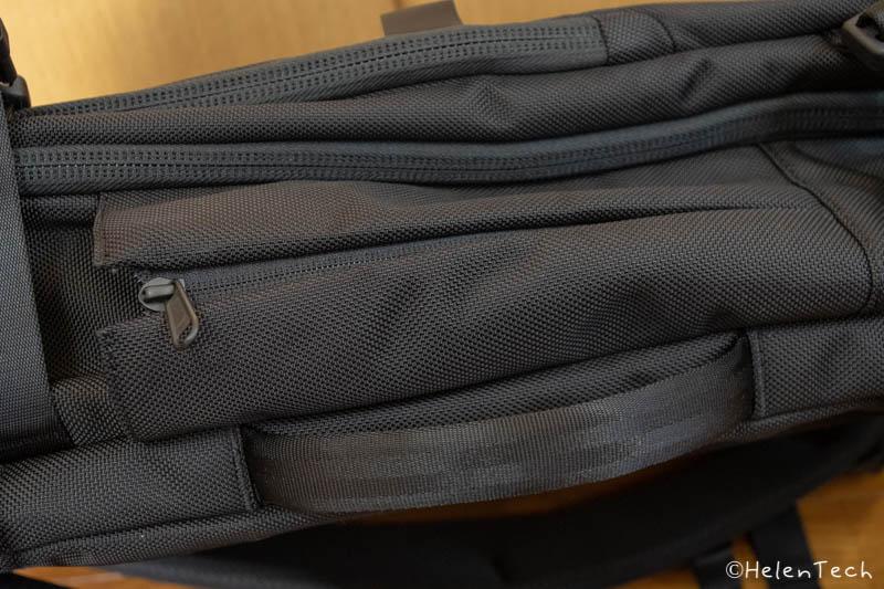 review aer travel pack 2 014-「Aer Travel Pack 2」を購入したのでレビューする!1〜3泊にぴったりのミニマルなトラベルバックパック