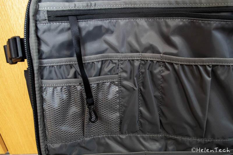 review aer travel pack 2 020-「Aer Travel Pack 2」を購入したのでレビューする!1〜3泊にぴったりのミニマルなトラベルバックパック