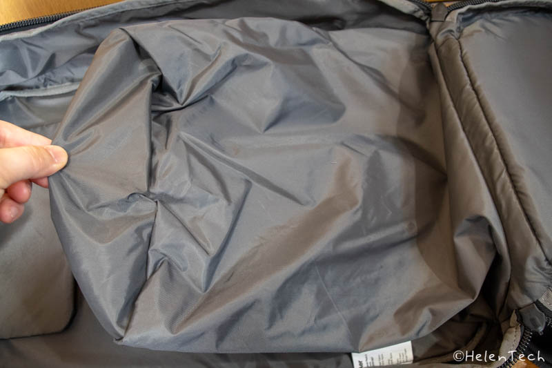 review aer travel pack 2 024-「Aer Travel Pack 2」を購入したのでレビューする!1〜3泊にぴったりのミニマルなトラベルバックパック