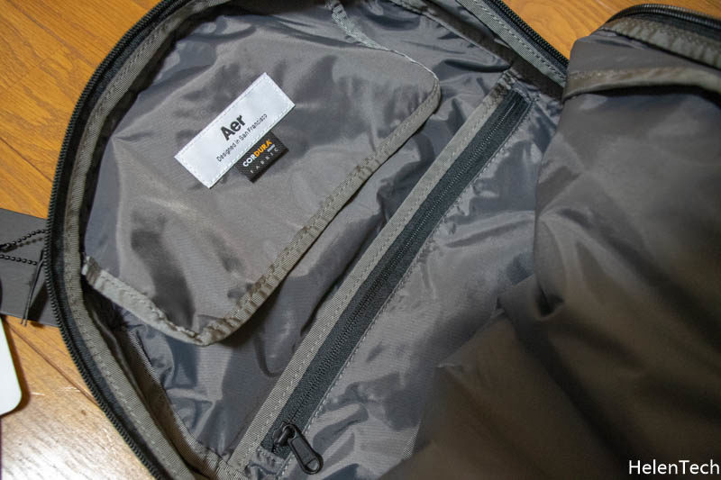 190402 Review AER Go Pack 006 800x533-AERのパッカブルバックパック「Go Pack」を購入したのでレビュー!旅行カバンに入れておけば便利だと思います。