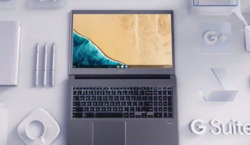 Acer Chromebook 715 image 01