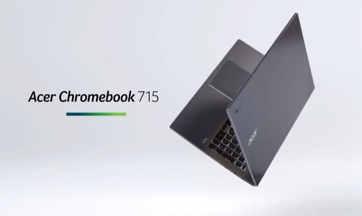 Acer Chromebook 715 image