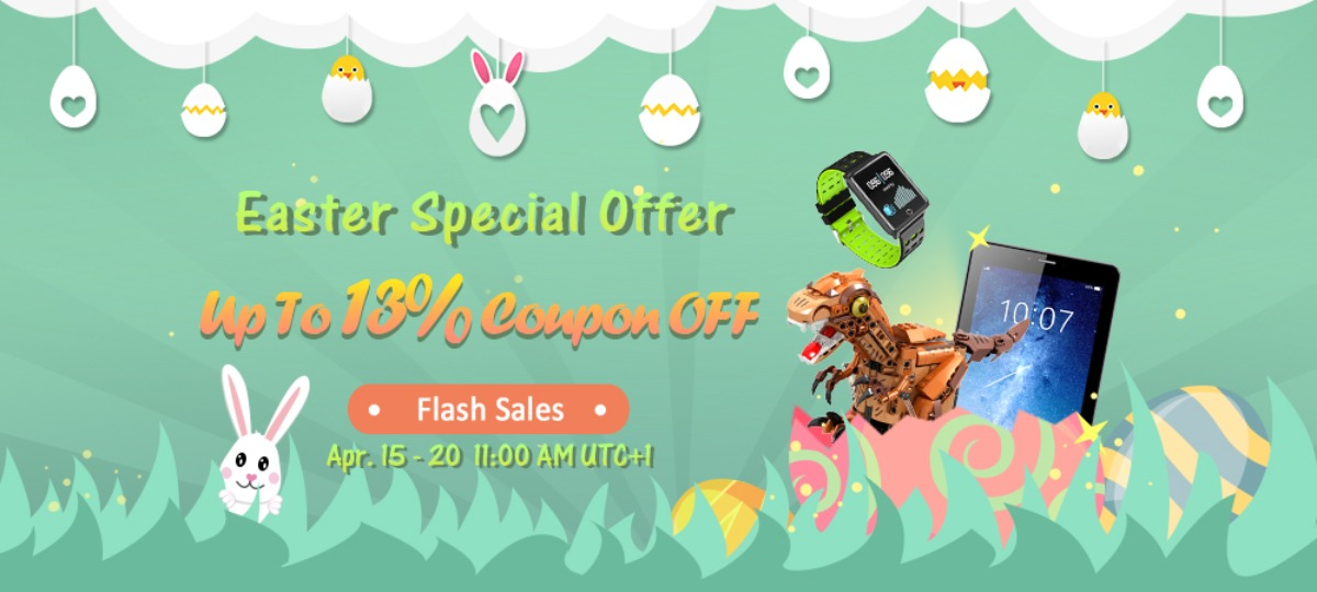 Coolicool easter special offer 2019