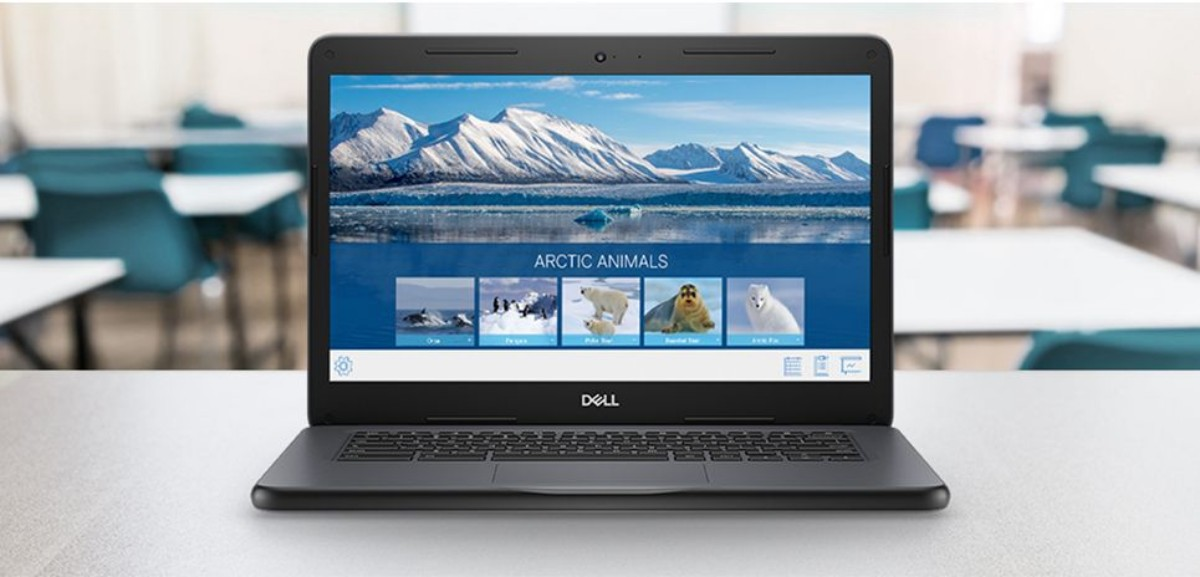 Dell Chromebook 3400 image