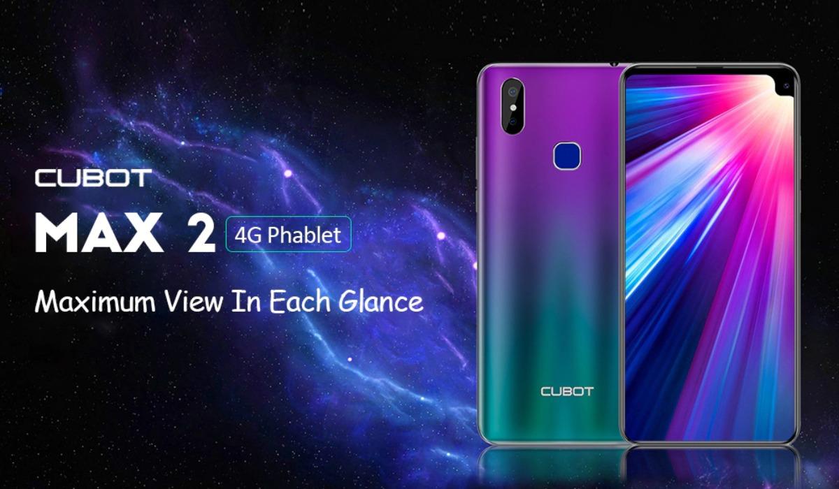cubot max2 image