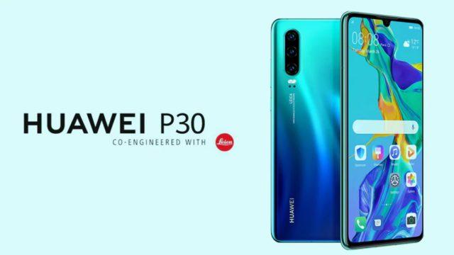 huawei p30 image 1200 640x360-GearBestで「Huawei P30」と「Xiaomi Redmi Note 4X」がフラッシュセール[PR]