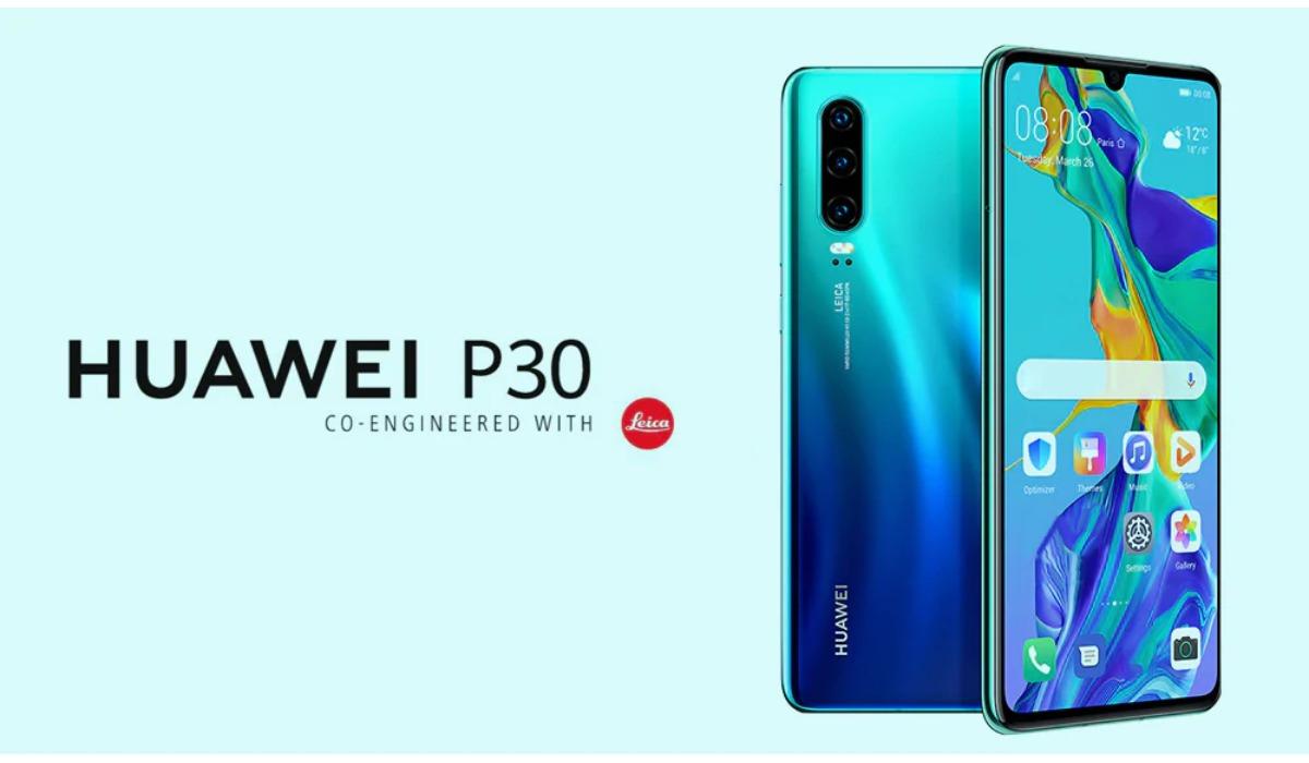 huawei p30 image 1200-GearBestで「Huawei P30」と「Xiaomi Redmi Note 4X」がフラッシュセール[PR]