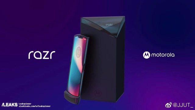 motorola razr v4 2019 leaks image main 640x360-モトローラの折りたたみスマホ「Motorola Razr V4」と思われる画像がWeiboに一瞬だけ登場