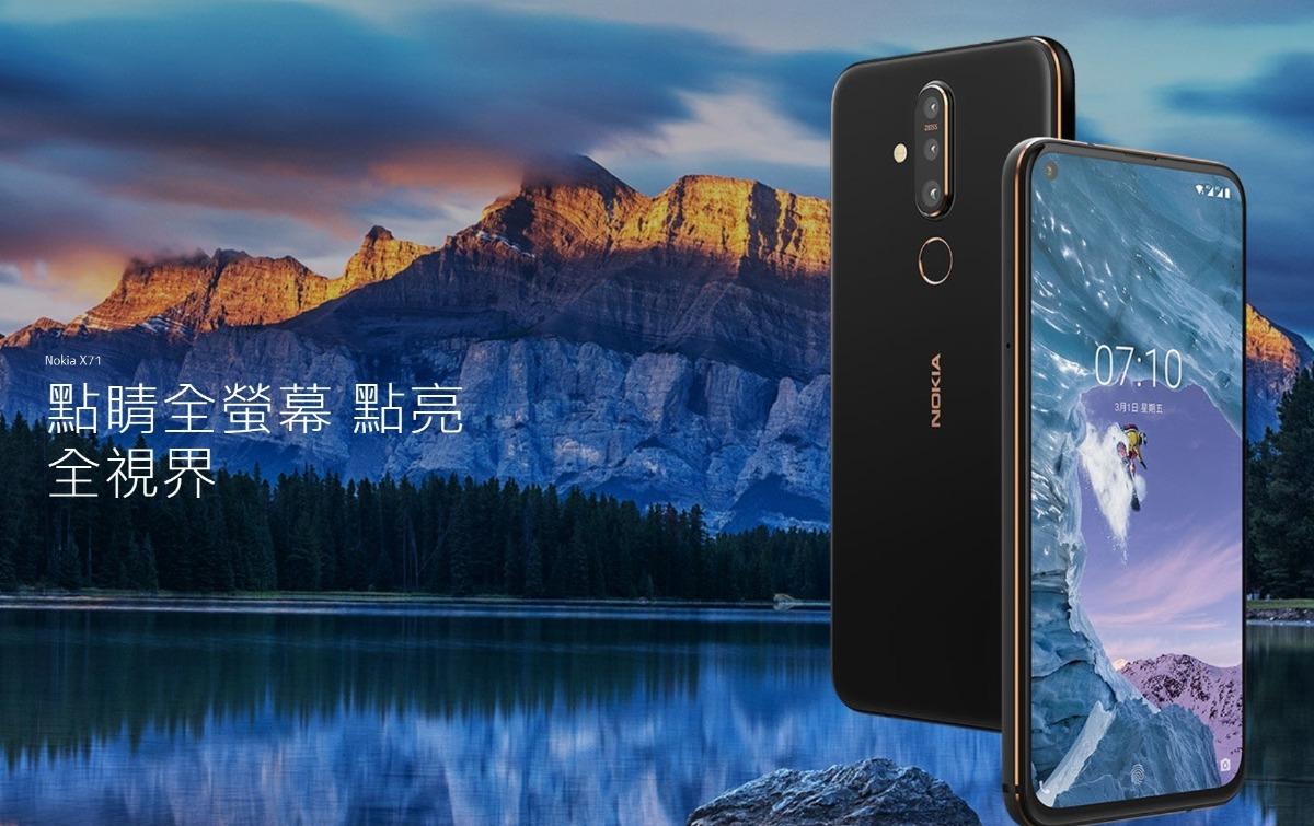 nokia x71 image 1200-ノキアが6月6日に「Nokia 2.2」と「Nokia 6.2」をインドとイタリアで発表するかもしれません。