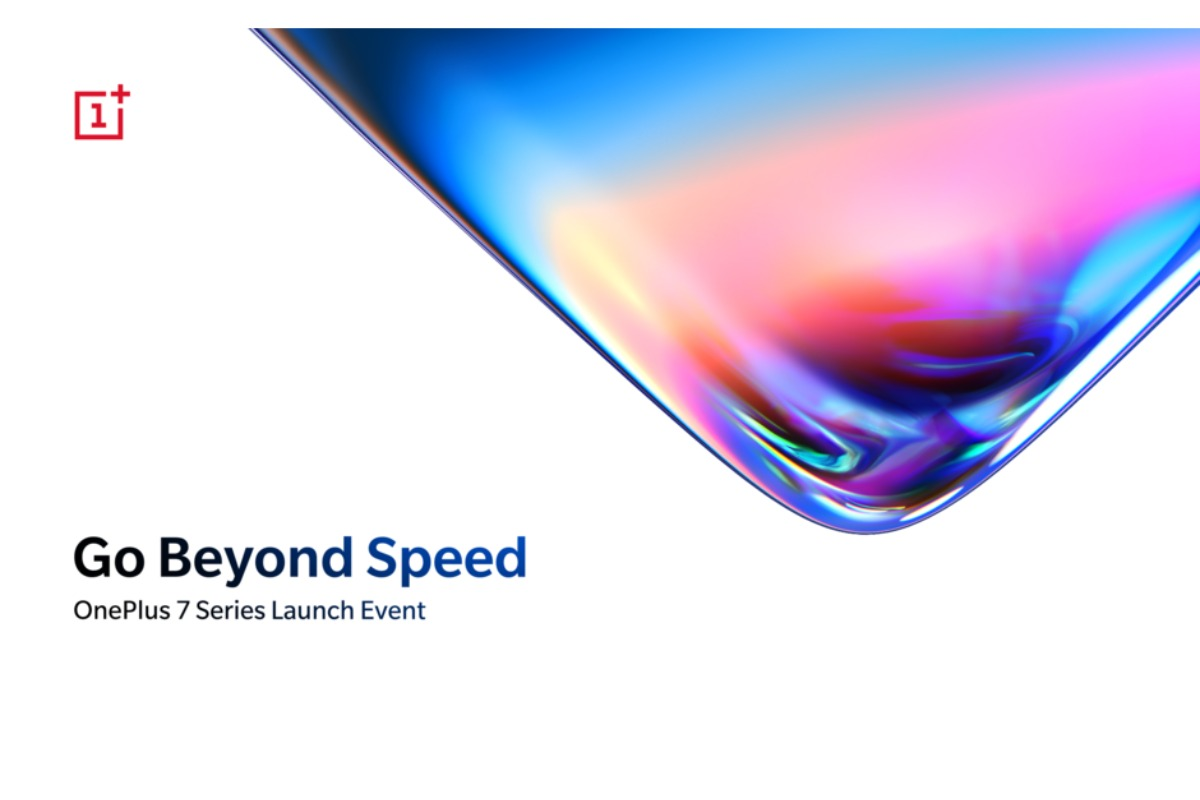 oneplus 7 series launch event