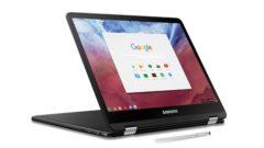 samsung chromebook pro image 240x135-Samsungの「Chromebook Pro」もようやくLinuxアプリ対応になるかも