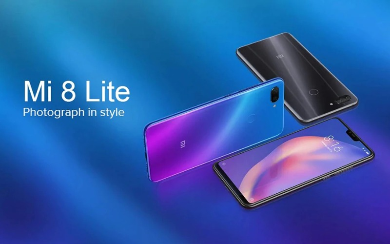 xiaomi mi 8 lite image-GeekbuyingでXiaomiのスマートフォンが最大60%オフのセール中!「Mi 9」などの最新モデルも対象[PR]