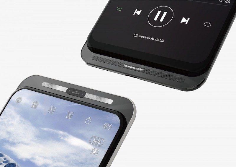 ASUS Zenfon 6 dual slider