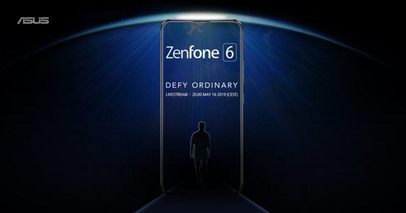 ASUS Zenfon 6 teaser image