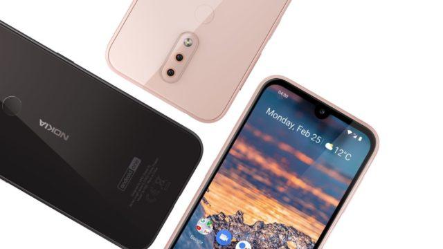 Nokia 4 2 main image 640x360-「Nokia 4.2」が米国Amazonに登場!189ドルで5月14日から発売となるも日本直送不可か…