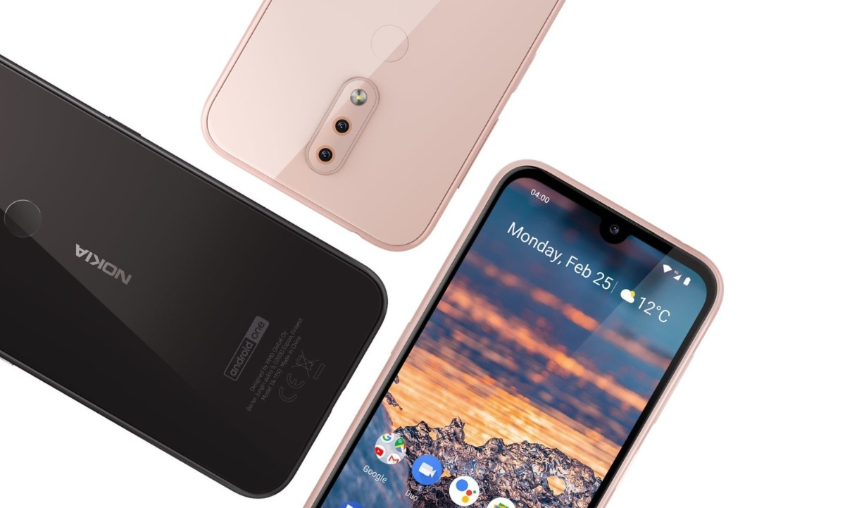 Nokia 4 2 main image-「Nokia 4.2」が米国Amazonに登場!189ドルで5月14日から発売となるも日本直送不可か…