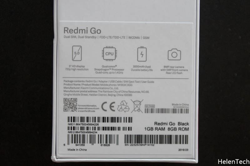 Review Xiaomi Redmi Go 002-AndroidのGo Editionを採用する「Xiaomi Redmi Go」を実機レビュー。