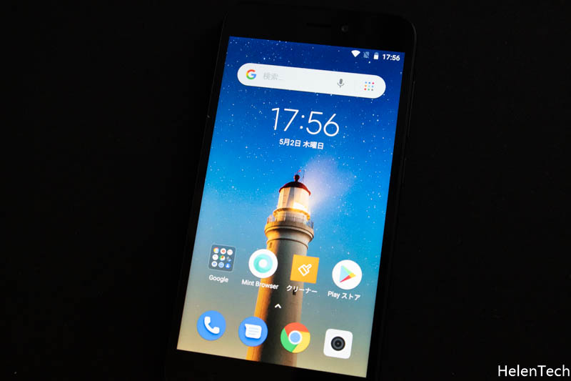 Review Xiaomi Redmi Go 018-AndroidのGo Editionを採用する「Xiaomi Redmi Go」を実機レビュー。