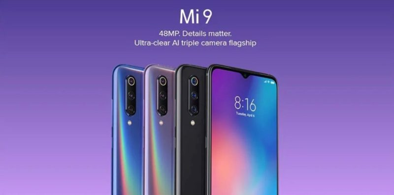 Xiaomi mi 9 image 800x397-Geekbuyingで「Red Magic Mars」や「OnePlus 7 Pro」などがクーポンセール![PR]