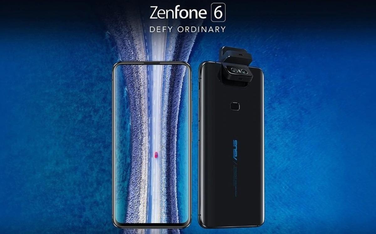 Zenfone 6 main image-Gearbestで「OnePlus 7 Pro」や「ASUS Zenfone 6」などが再びフラッシュセール[PR]