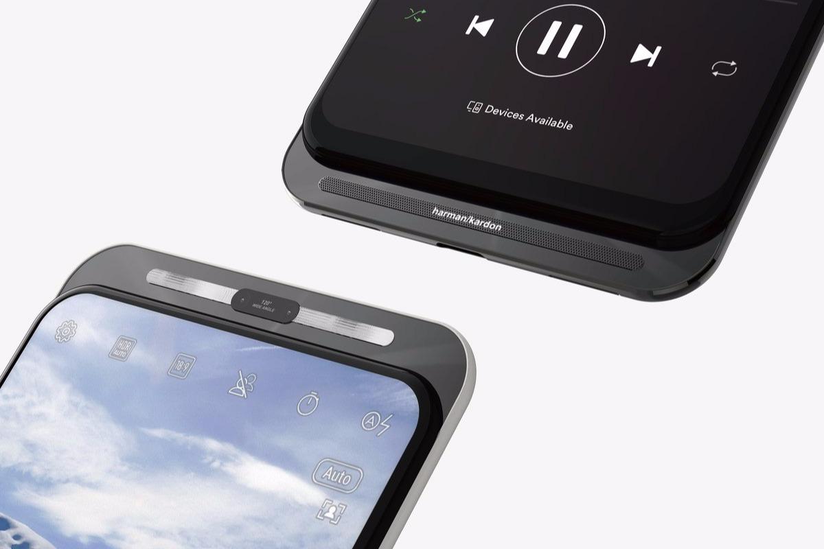 asus zenfone 6 image -「ASUS ZenFone 6」がデュアルスライダーである可能性を高める動画が出てきました。2つのデザインが存在する?